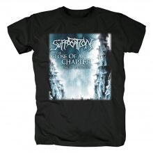 Us Black Metal Rock Band Tees Suffocation T-Shirt