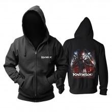 Us Kamelot The Shadow Theory Hoodie Metal Music Sweat Shirt