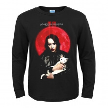 Us Marilyn Manson Band T-Shirt Metal Rock Shirts