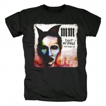 Us Marilyn Manson Lest We Forget The Best Of T-Shirt Shirts