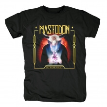 Us Metal Band Tees Unique Mastodon T-Shirt