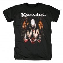 Us Metal Graphic Tees Kamelot T-Shirt