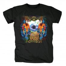 Us Metal Graphic Tees Mastodon Crack The Skye T-Shirt