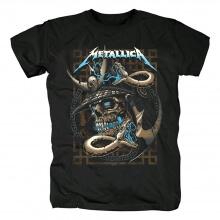Us Metal Rock Graphic Tees Metallica Band T-Shirt