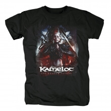 Us Metal Tees Kamelot The Shadow Theory T-Shirt