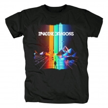 Us Rock Graphic Tees Imagine Dragons Believer T-Shirt