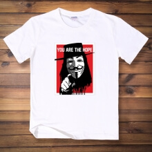 V for Vendetta You are The Hope T-shirt