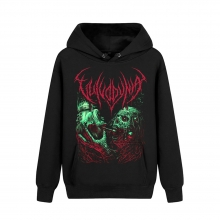 Vulvodynia Hoodie Metal Music Band Sweatshirts