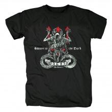 Watain Band Sworn To The Dark Tees Metal Rock T-Shirt