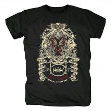 Watain Band T-Shirt Hard Rock Black Metal Rock Shirts