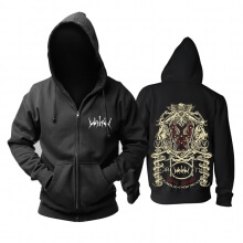 Watain Opus Diaboli Hoodie Metal Music Sweat Shirt