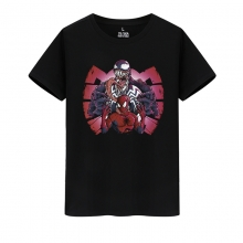 Cotton Tshirt Marvel Superhero Venom Shirts