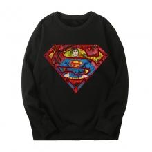 Marvel Superman Coat Personalised Sweatshirts
