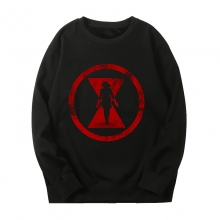 Black Widow Sweatshirts Marvel The Avengers Hoodie