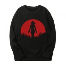 The Avengers Sweatshirt Marvel Black Widow Sweater