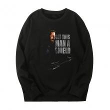 Marvel Captain America Hoodie The Avengers Sweatshirts