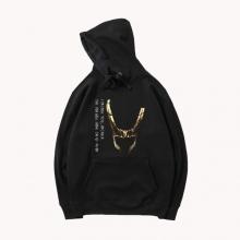Black Hoodies Marvel Thor Jacket