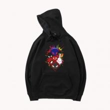 Spiderman Hooded Coat Marvel Hot Topic Hoodie