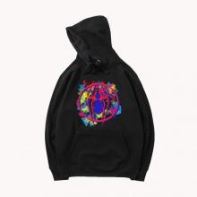 Marvel Spiderman Hoodie XXL Hooded Jacket