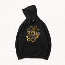 Thanos Hooded Coat Marvel Hot Topic Hoodie