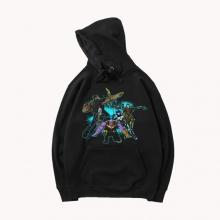 Cool Hooded Jacket Marvel Thanos Hoodie