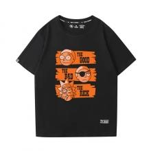Hot Topic Tee Rick and Morty Tshirt