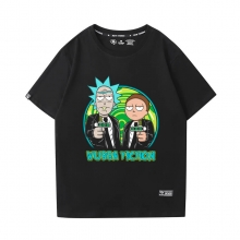Rick and Morty T-Shirt Cotton Tee