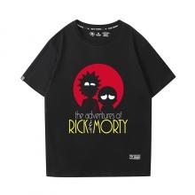 Rick and Morty Tshirts Cotton T-Shirts