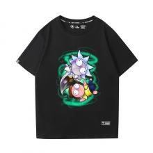 Rick and Morty Shirts Cotton Tee Shirt