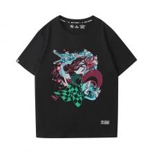 Anime Demon Slayer T-Shirt Cotton Tee
