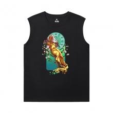 Wolverine Black Sleeveless T Shirt Mens Marvel Dark Phoenix X-Men Shirt