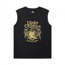 Personalised Tshirts Harry Potter Sleeveless Crew Neck T Shirt