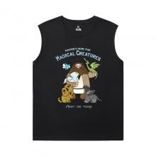 XXL Tshirts Harry Potter Custom Sleeveless Shirts