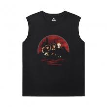 Harry Potter Men'S Sleeveless T Shirts Cotton Cool T-Shirts