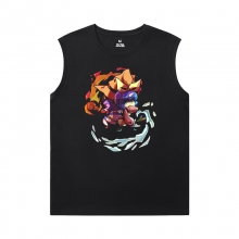 Final Fantasy Sleeveless Tshirt For Men Hot Topic T-Shirts
