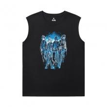 Quality Tshirts Final Fantasy Mens Designer Sleeveless T Shirts
