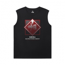 Final Fantasy T-Shirts Personalised Men'S Sleeveless Graphic T Shirts
