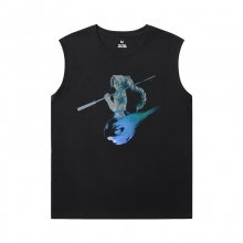 Quality Tshirt Final Fantasy Sleeveless Tee Shirts Mens