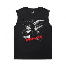 Final Fantasy Sports Sleeveless T Shirts Cool Tees