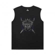 Blizzard Shirts Warcraft Mens XXXL Sleeveless T Shirts