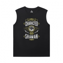 Blizzard Tshirts WOW World Of Warcraft Sleeveless Shirts For Mens Online