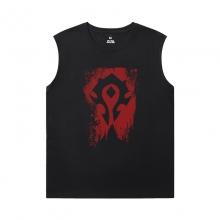WOW Boys Sleeveless T Shirts Blizzard T-Shirt