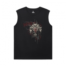 WOW Classic Tees Blizzard Basketball Sleeveless T Shirt