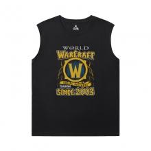 WOW Classic Tees Blizzard Sleeveless T Shirt