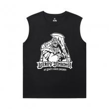 WOW Custom Sleeveless Shirts Blizzard Tee Shirt