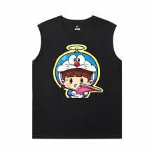 Doraemon T-Shirts Hot Topic Cat Basketball Sleeveless T Shirt