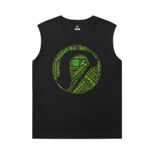 World Warcraft Tee Blizzard Mens Sleeveless T Shirts