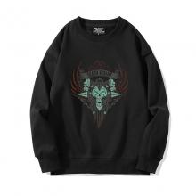 WOW Classic Jacket Black Sweatshirts
