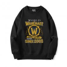 World Warcraft Tops Crew Neck Sweatshirts