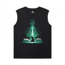 Harry Potter Tee Shirt Quality Mens Graphic Sleeveless Shirts